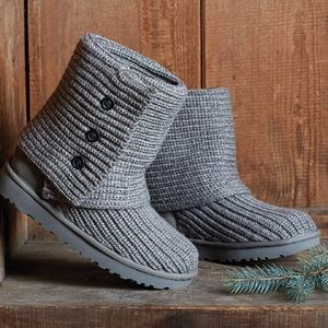 UGG®, the Classic Cardy boots